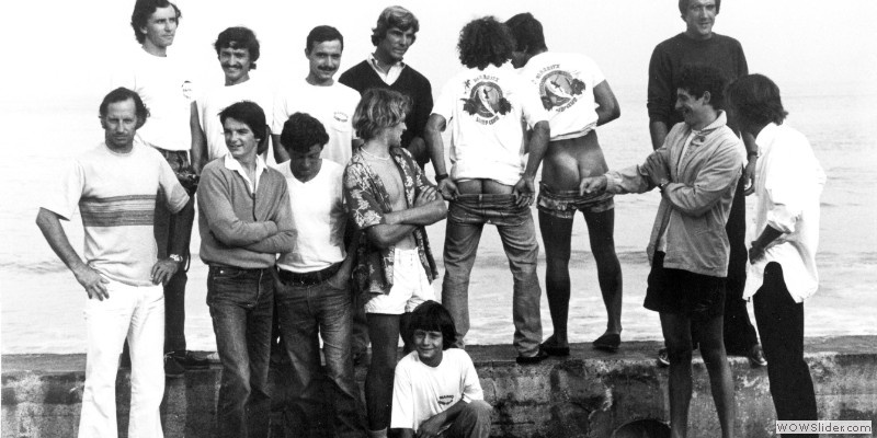 Biarritz Surf Club 1978